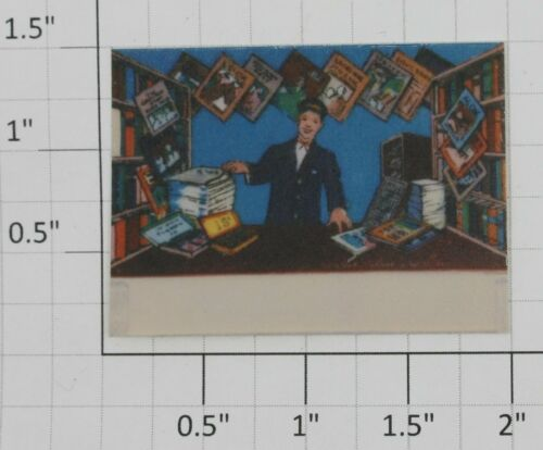 Lionel 114-2X Newstand Decals Small Pose