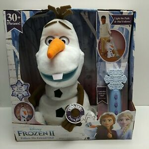 Frozen-2-Follow-Me-Friend-Olaf-Damaged-Packaging-Please-See-Pics-32461