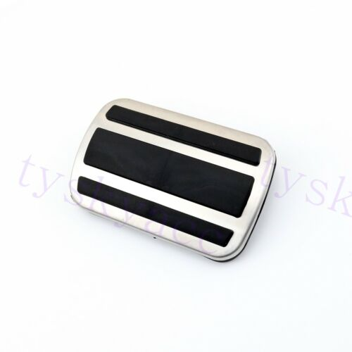 AT Accelerator Brake Gas Pedal Cover Fit For Peugeot 3008 GT 4008 5008 2017-2018