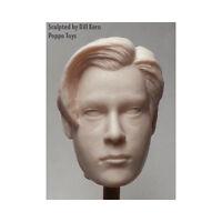Custom 1/6 Scale Ed Furlong Neckless Head - John Connor - Terminator 2