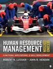 Human Resource Management: Functions, Applications, and Skill Development by John R. Hendon, Robert N. Lussier (Paperback, 2015)