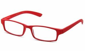 3e877d709d54 Clear Lens Fashion Spring Temple Arm Glasses with Rubber Touch Frame ...