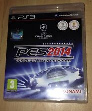 PRO EVOLUTION SOCCER 2014 PES WITH MANUAL IN VERY GOOD CONDITION