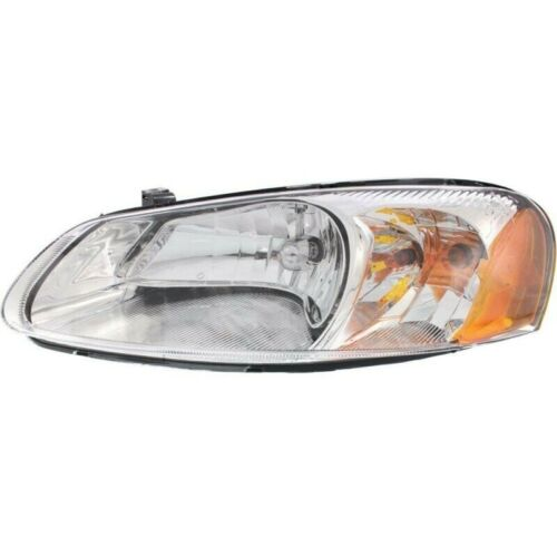 NEW LEFT SIDE HEAD LAMP ASSEMBLY FOR 2001-2006 DODGE STRATUS CH2502143