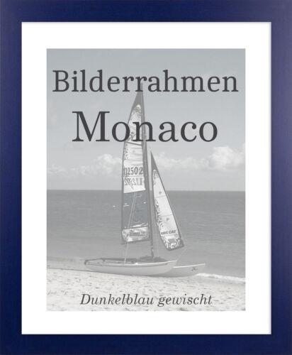 Bilderrahmen Monaco 26x36 cm Foto Poster Puzzle Galerie 36x26 cm