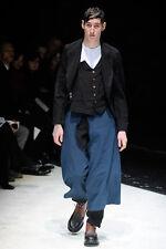 Comme des Garcons Homme Plus 2010 fall runway black ester jacket junya owens