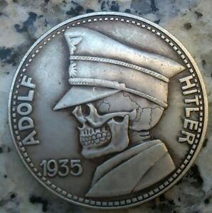 Moneda-5-reichsmark-1935-Adolf-Hitler-Alemania-nazi-replica-WWII-RM-Hobo-Mark