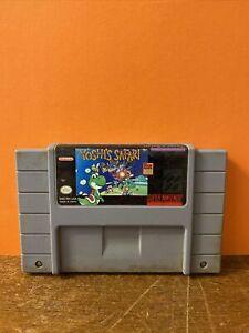 Yoshi's Safari (Super Nintendo Entertainment System)(SNES)(Tested)