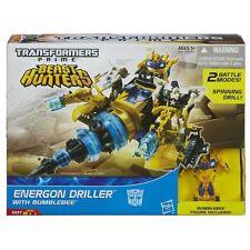 Energon Driller Bumblebee Transformers Prime Vehicle Beast Hunters Figur Hasbro