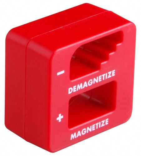 Magnetisierer und Entmagnetisierer für Schraubendreher Schrauben Muttern etc.