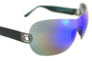 Guess Oversized Sunglasses Womens Shield 92x Ladies 7407 BIrBw