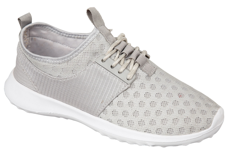 Bottines femme à lacets, pailleté sports maille sports pailleté fitness sport femmes chaussures de sport escarpins neuf 2a5b58