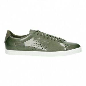 7ab48496d2e4 Le COQ Sportif Charline Coated S Leather