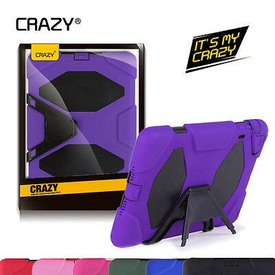 Silicone Heavy Duty Shockproof case cover for iPad Air 1