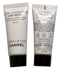 Chanel Ultra Correction Line Repair .17 oz / 5 ml Anti Wrinkle Day Fluid Spf 15