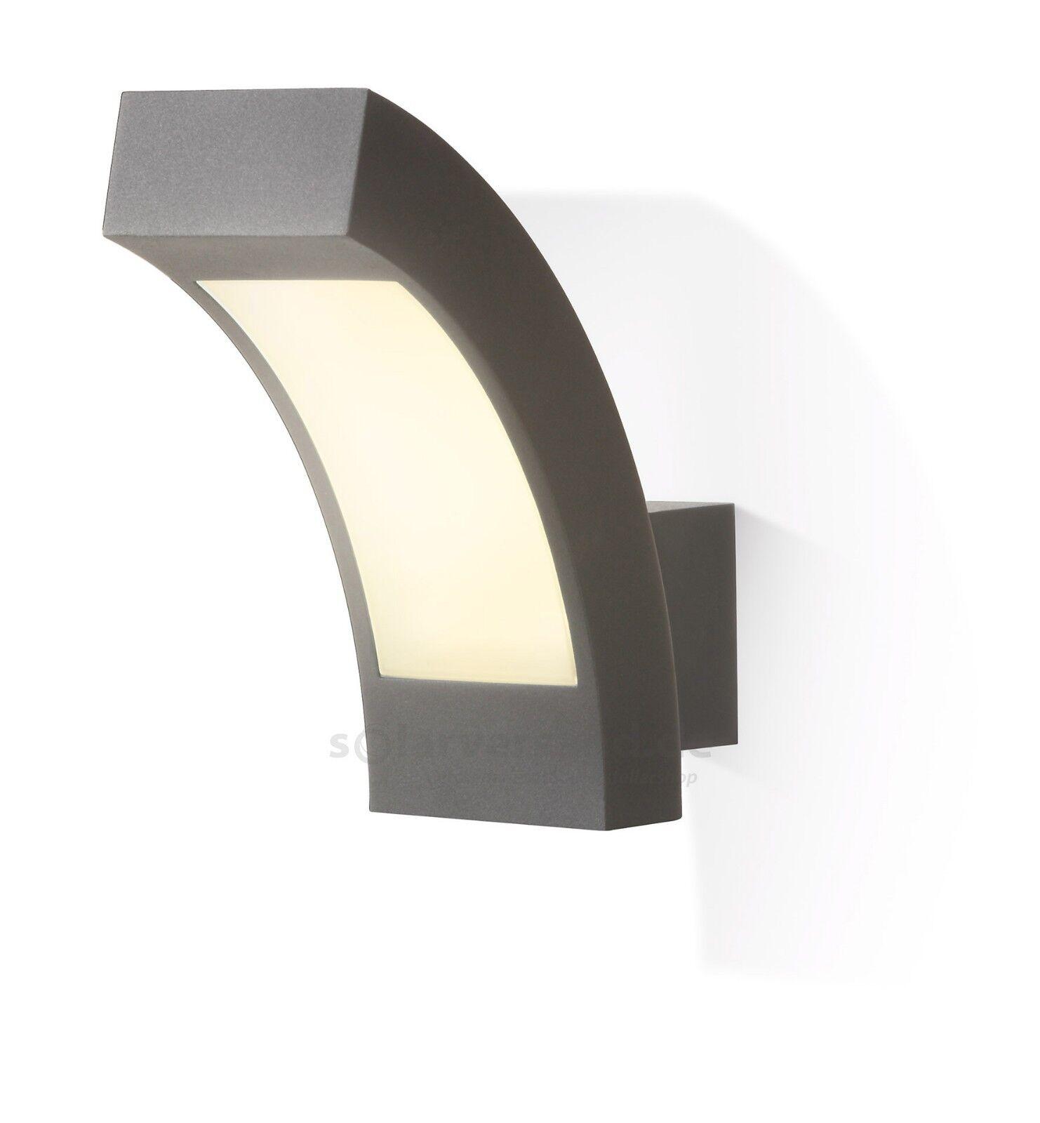 Lampada Applique da parete muro a led da esterno interno 6000k 4000k luce faro
