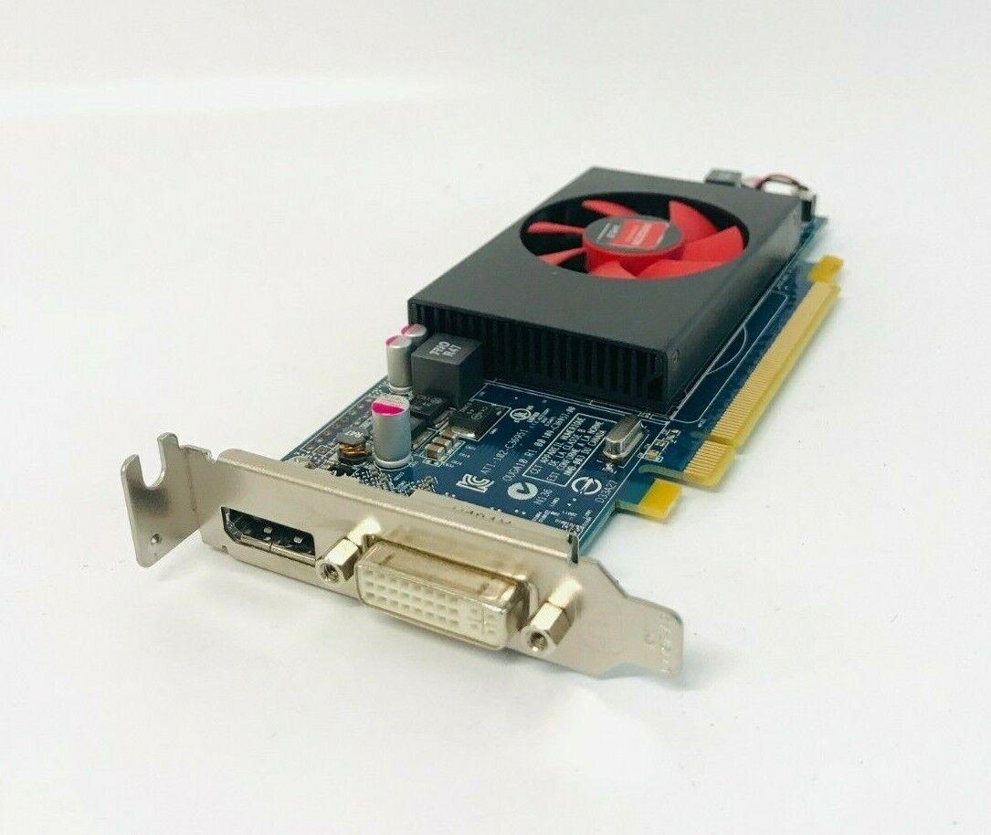 Dell AMD Radeon HD 8490 1GB DVI-I DisplayPort Graphics Card J53GJ