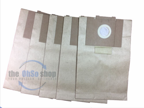 RS520 RS485 5 x ROWENTA Vacuum Cleaner Bags ZR-76 Type RS480 RS500 RS522