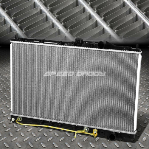 FOR 93-96 MIRAGE//COLT//SUMMIT L4 AT//MT ALUMINUM CORE OE REPLACEMENT RADIATOR+TOC