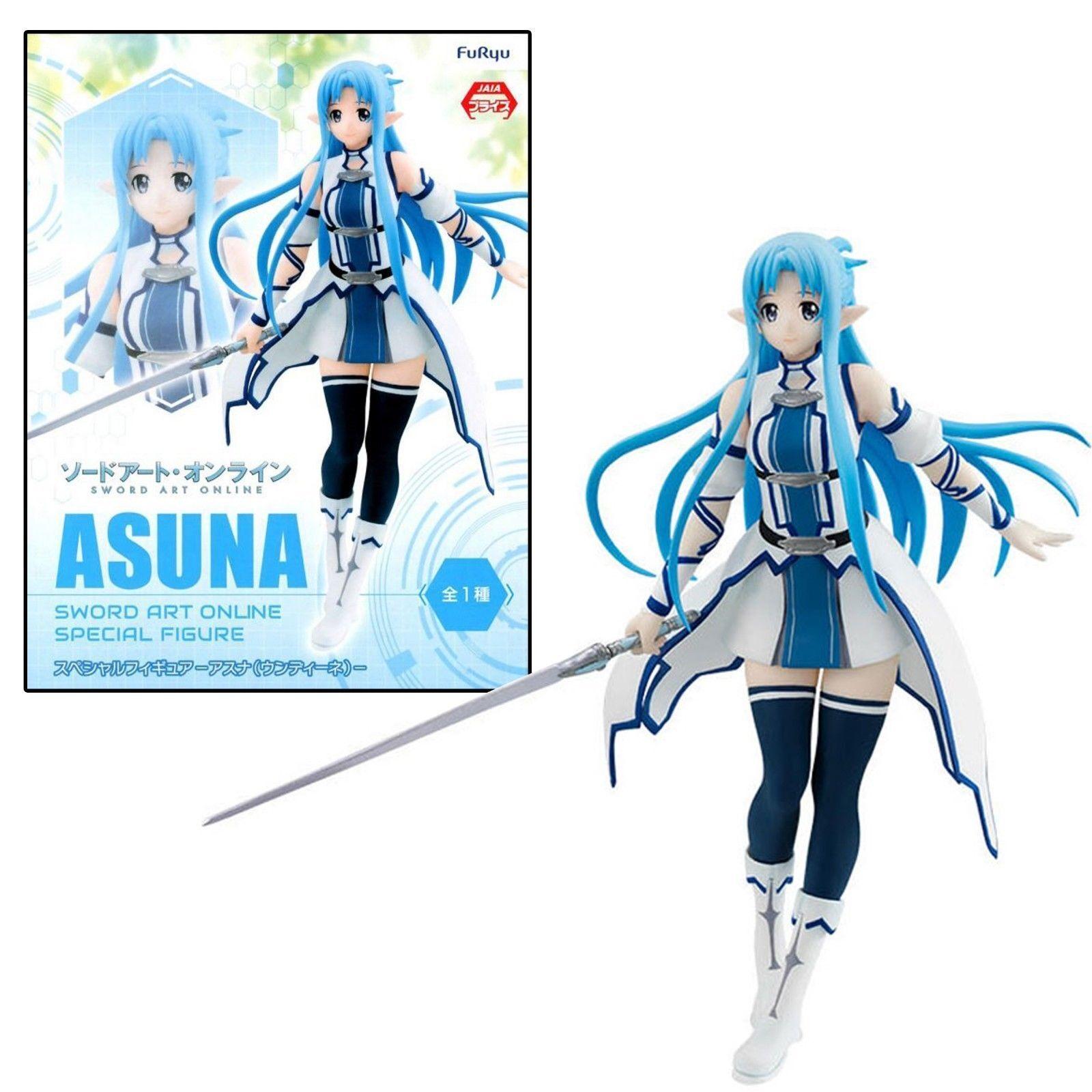 Sword Art Online Sao Ordinal Scale Special Figure Undine Asuna Originale Furyu
