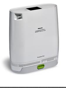 Simplygo-Mini-Mobiler-Sauerstoffkonzentrator-Gebraucht