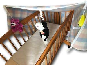 Krabbeldecken Baby SchöN Babydecke Krabbeldecke Spieldecke Kuscheldecke 100% Merinowolle 140x100cm Phantasie Farben