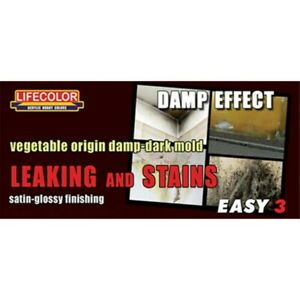Lifecolor-MS12-Leaking-Stains-Easy-3-Acrylfarbe-3x22-ml-100ml-13-64-damp-mold
