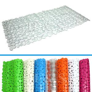 Alta qualità grande forte aspirazione anti anti scivolo bagno doccia tappetino-Pebble