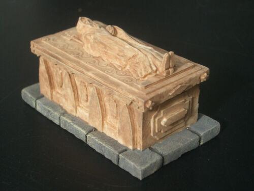 Ziterions Grave Thomarillion Unpainted Resin Dwarven Forge D/&D
