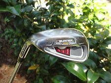 TaylorMade Burner XD A Gap Wedge Golf Club Steel REAX 90g S Stiff Flex Golf Club