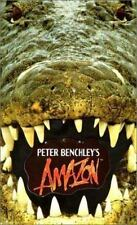 Peter Benchley's AMAZON - The Lost Tribe Rob MacGregor Paperback !!