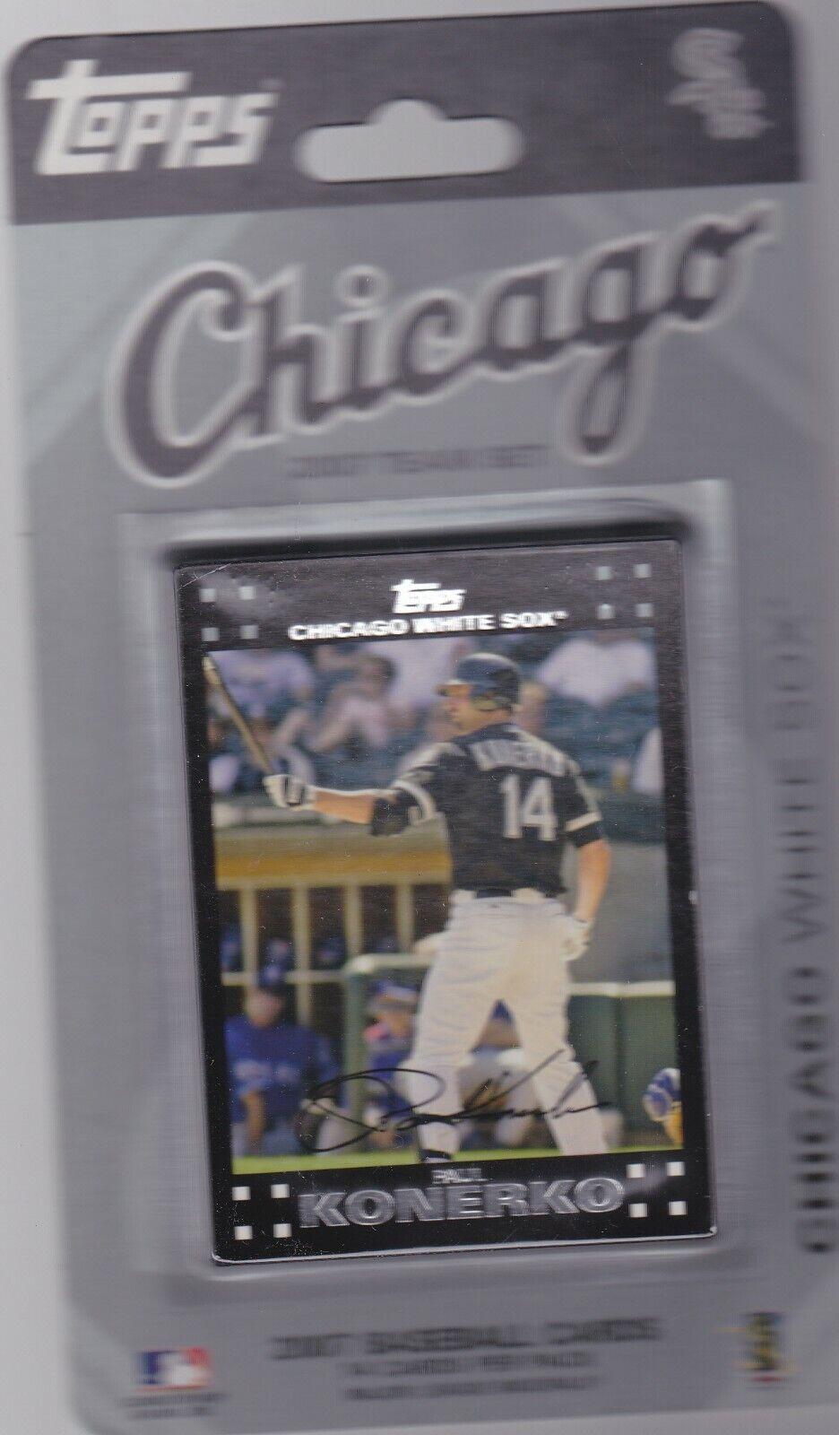 CHICAGO WHITE SOX Team Set 2007 TOPPS