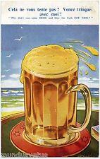 ALCOOL. BOCK DE BIèRE. ALCOHOL. BOCK OF BEER.