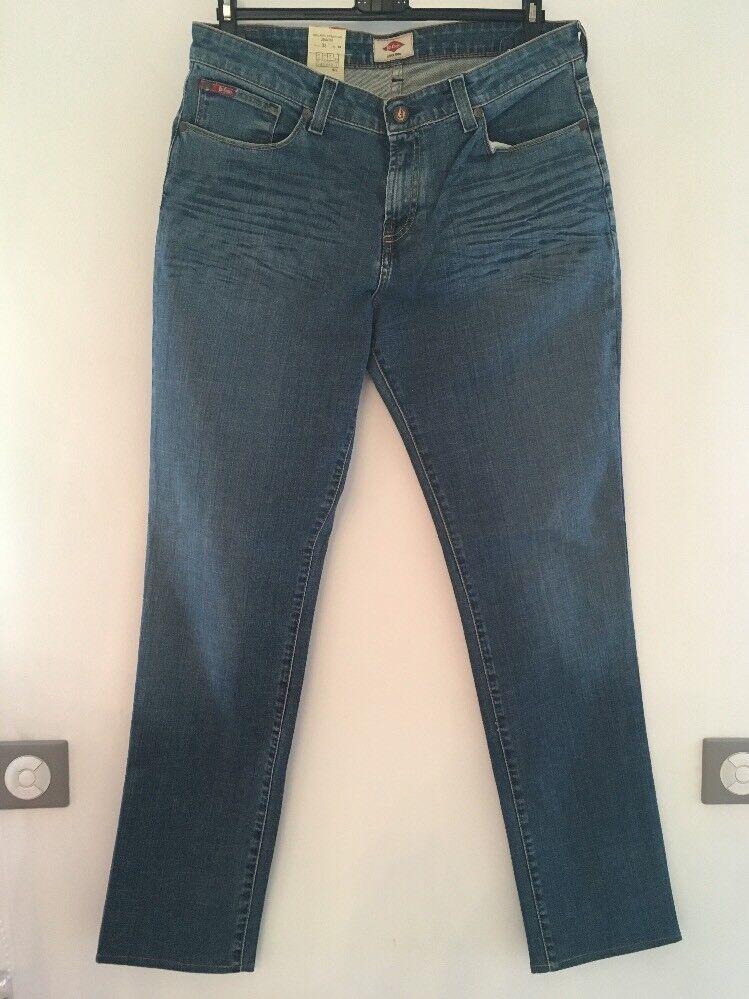 Jeans Frau Lee Cooper JENNY 51 5135 blau Größe 44 FR   W33L34 US