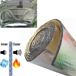 10mm-thick-Car-Foam-Soundproofing-Wall-Mat-self-adhesive-Noise-Sound-Deadening