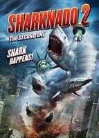 "SHARKNADO 2 THE SECOND ONE POSTER FRIDGE MAGNET 5"" X 3.5"""
