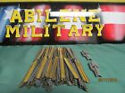 100 Count 223 5.56 .223 Stripper Clips With 2 Chargers Loader Military Surplus