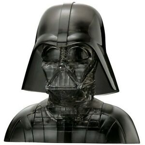 3D Crystal puzzle Darth Vader from Japan