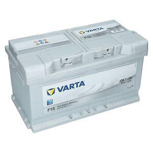 Varta 12V 85Ah 800A//EN Autobatterie Silver Dynamic F18 Starterbatterie