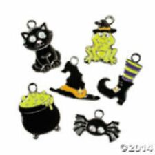 WITCH CHARMS (6)