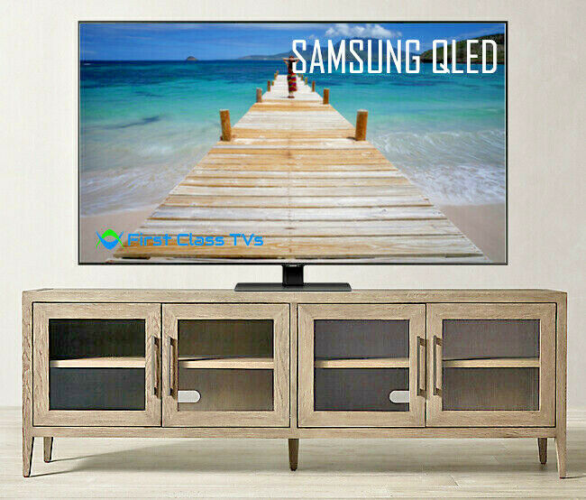 Samsung QN65Q80TAFXZA 65 Class Q80T QLED 4K UHD HDR Smart TV (2020). Available Now for 1549.00