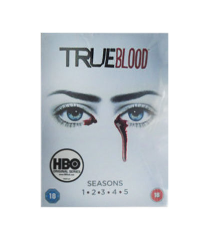 1 of 1 - True Blood boxset Series 1-5 - Complete (DVD, 2013, 25-Disc Set)