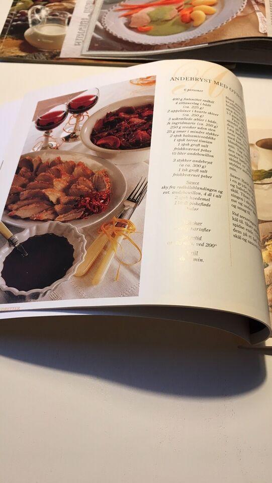 Karolines Køkken, emne: mad og vin