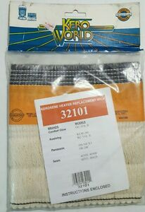 32101 Kerosene Heater Wick Kero World Comfort Glow