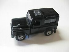 WELLY 1:38 SCALE LANDROVER DEFENDER DIECAST TRUCK MODEL PULLBACK W/O BOX NEW!