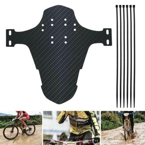 2pcs*Cycling MTB Mountain Bike Bicycle Front Rear Mud Guards Mudguard Fenders