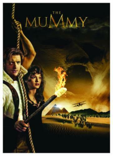 MUMMY (1999) (Region 1 DVD,US Import.)