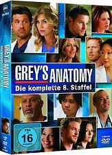 GREY'S ANATOMY, Staffel 8 (6 DVDs) NEU+OVP