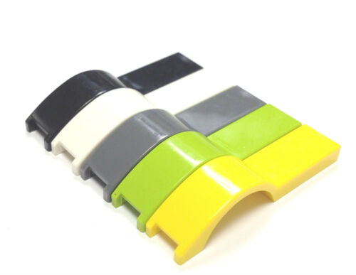 Select Colour LEGO 50947 4.5X1X1 Car Mudguard FREE P/&P! Pack Size