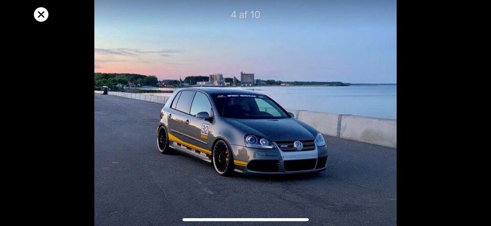 VW Golf V, 3,2 R32 DSG 4M, Benzin